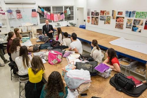 Thomas Jefferson University Fashion Design Why Fashion