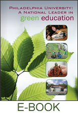 PhilaU Green Education E-book