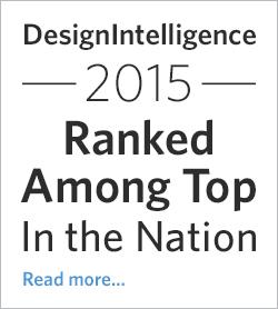 DesignIntelligence Ranking