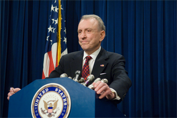 The late Sen. Arlen Specter