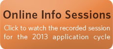 Click here to Register for our online information session