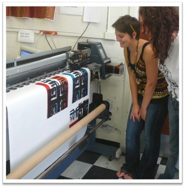 Thomas Jefferson University Textile Design Facilities