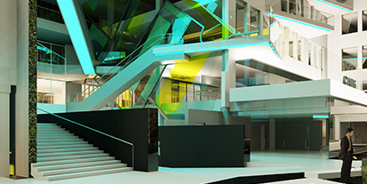 Thomas jefferson university college of architecture and for Tom hoch interior designs inc